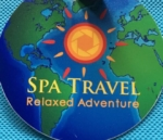 Travel Logo - Relaxed Adventure